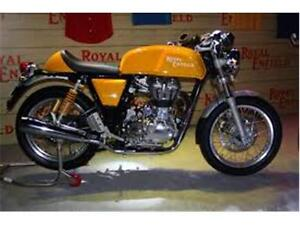 Royal Enfield Continental GT Yellow $29.75 / semaine