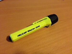 Pelican MityLife 2340 Diving Flashlight