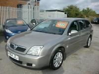 2004 (54) Vauxhall Vectra 2.2i 16v Direct SXi ESTATE CAR