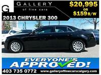 2013 Chrysler 300 TOURING $159 bi-weekly APPLY TODAY DRIVE TODAY