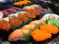 Immediate Start, Sushi Chef Required in NW11/ NW3
