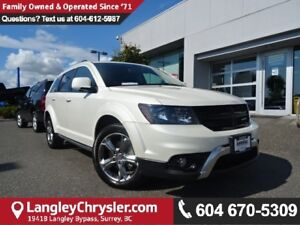 2016 Dodge Journey Crossroad *ACCIDENT FREE * LOCAL BC CAR *