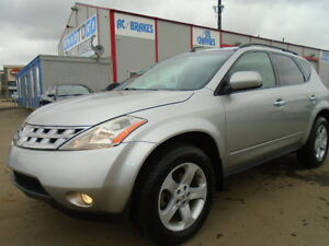 2004 Nissan Murano SL SPORT-AWD-HEATED SEAT--ONE OWNER--108K