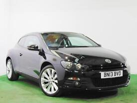2013 (13) VOLKSWAGEN SCIROCCO 2.0 GT TDI BLUEMOTION TECHNOLOGY