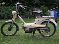 Collectable French Mobylette, Peugeot 102 - 1968