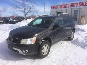 2007 PONTIAC TORRENT - AWD - VALID E TEST - POWER OPTIONS