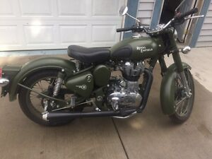Rare Royal Enfield Bullet for sale