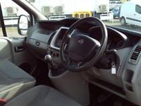 Vauxhall Vivaro LWB 2.0 CDTI 115ps 2.9t Sportive Van DIESEL MANUAL SILVER (2014)