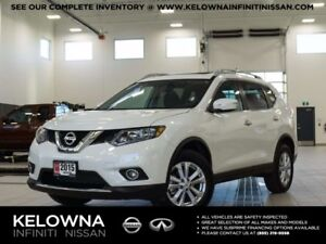 2015 Nissan Rogue SV AWD w/Moonroof