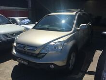 2007 Honda CR-V MY07 (4x4) Sport Gold 5 Speed Automatic Wagon Cardiff Lake Macquarie Area Preview