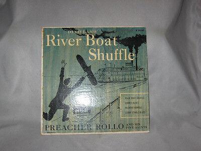 Riverboat Shuffle..Preacher Rollo & His Five Saints.Vinyl.Very Good