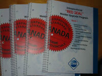 CWB RED SEAL Certification Study Guides *Welding