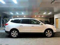 2009 Chevrolet Traverse LTZ AWD NAV 7PASS ROOF LEATHER  BLUTH
