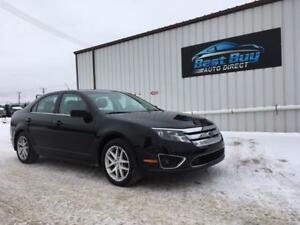 2012 Ford Fusion SEL AWD -3 MTH WARRANTY INCLUDED! LOADED!