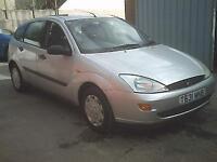 Ford Focus 1.8i L X 5 Door 1999 T reg