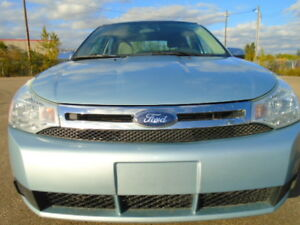 2009 Ford Focus SE--WITH WINTER/SUMMER TIRES--ONLY 116,000KM