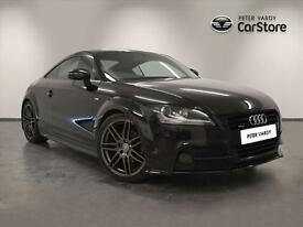 2012 AUDI TT COUPE SPECIAL EDITIONS