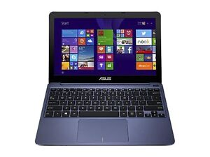 "ASUS X205TA EeeBook 11"" Intel 1.33ghz 2GB 32GB OFFICE 2010 has Windows 8.1 , will be updated  to Windows 10"