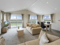 Stunning Luxury Lodge at Southernerss Seaview & Decking