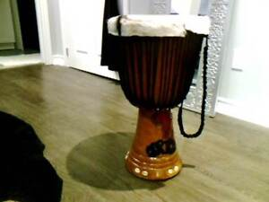 PROFESSIONAL SENEGAL DJEMBES... highest quality possible