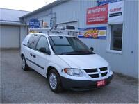 2007 Dodge Caravan C/V|NO ACCIDENTS|NO RUST|ONE OWNER|ONLY 132KM