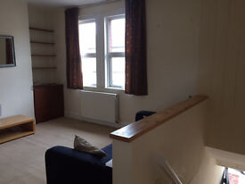 2 Bedroom first floor flat with shared Garden