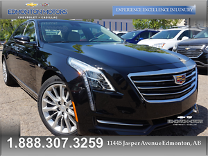 2016 Cadillac CT6 Sedan AWD