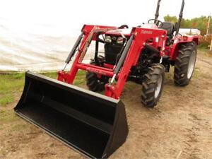 NEW Mahindra 4540 Tractor w/ Loader