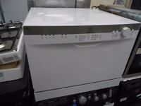 EX-DISPLAY WHITE TABLE TOP INDESIT DISHWASHER REF: 13118