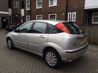 FORD FOCUS 1.6 GHIA *1 YEAR MOT* *FULL SERVICE HISTORY* *MINT CONDITION*