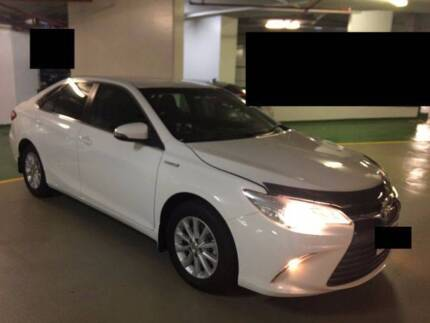 2016 Toyota Camry Hybrid Altise ONE OWNER