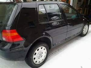 2007 Volkswagen Golf Bicorps