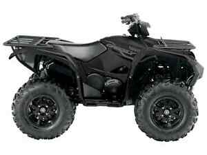 2016 Yamaha Grizzly SE