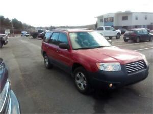 2006 Subaru Forester 2.5X A SWEET LOW PRICED AWD ONLY  $4625