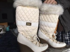 *NEW sz 7M GUESS winter boots $75 (reg $225)