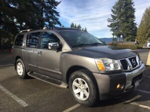 2006 Nissan Armada LE SUV, Crossover **Must See**