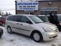 2006 Honda Odyssey LX Van WE FINANCE ALL BUY HERE PAY HERE !!