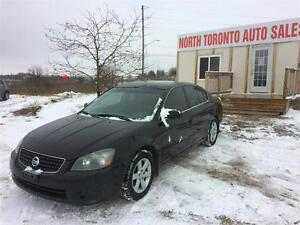 2006 NISSAN ALTIMA 2.5 S - POWER OPTIONS - 4CYLINDER - AUTOMATIC