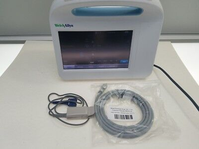 Welch Allyn Connex 64nxxx Touch Screen Vital Sign Monitor Wsp02 Blood Pressure
