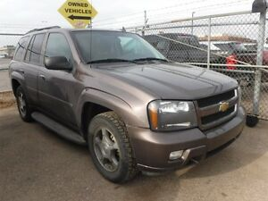 2008 Chevrolet TrailBlazer LT 4WD, PST paid, sunroof, remote sta