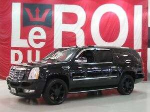 Cadillac Escalade ESV ULTRA LUXURY GPS TV/DVD 2010