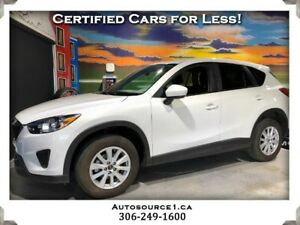 2014 Mazda CX-5 GX Sport 2.0 AT | LOADED | WARRANTY | LOW KM