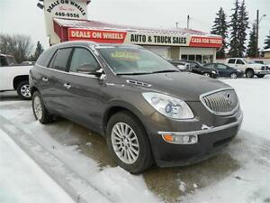 2008 Buick Enclave LOADED VERY CLEAN/DVD NEVER USED HEADSET  IN