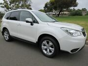 2014 Subaru Forester S4 MY14 2.5i Lineartronic AWD White 6 Speed Constant Variable Wagon Old Reynella Morphett Vale Area Preview