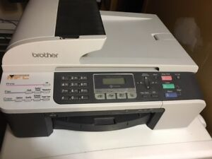 Printer/Fax/Copier/Scanner