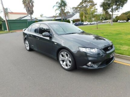 2008 Ford Falcon FG XR6 Silver 5 Speed Sports Automatic Sedan Somerton Park Holdfast Bay Preview