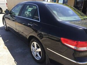 2005 Honda Accord 2.4 I-VTEC EXEC AUTOMATIC Black Automatic Sedan Maddington Gosnells Area Preview