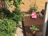 Massive 3 bed in North London with sole use garden looking for a swap