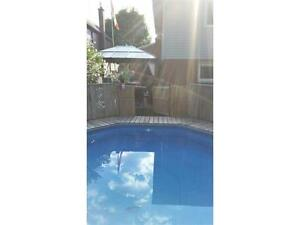 Pool & Decking for Sale