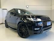 2016 Land Rover Range Rover Sport L494 16.5MY TdV6 CommandShift SE Black 8 Speed Sports Automatic Wangara Wanneroo Area Preview